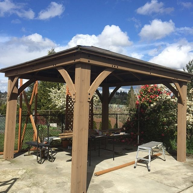 How Dolly Helped Set Up The Perfect Patio Dolly Blog