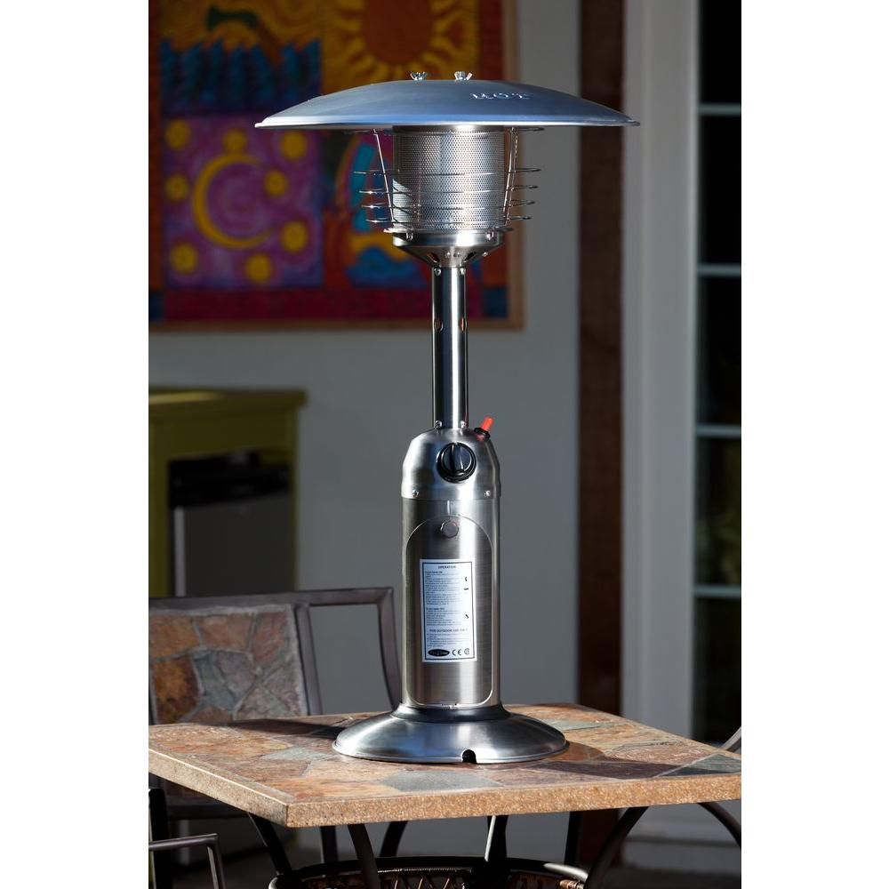 Turn Up The Heat With Patio Heaters