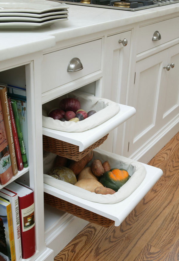 14 Small Kitchen Storage Hacks To Make The Most Of Your