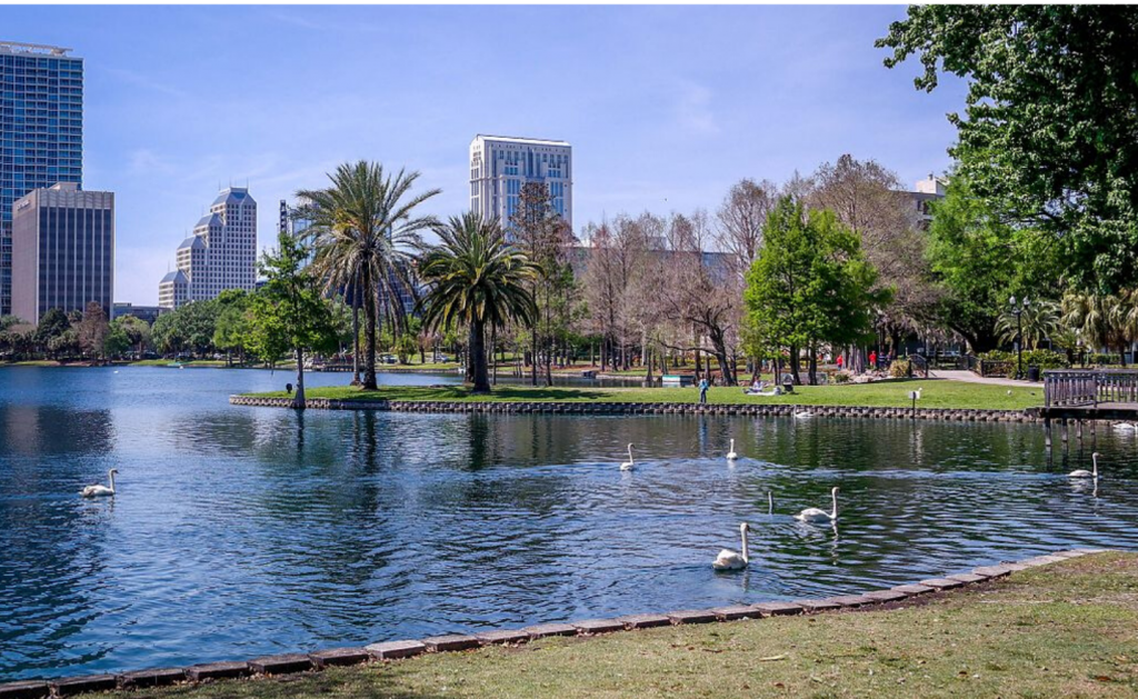 Lake Eola Heights