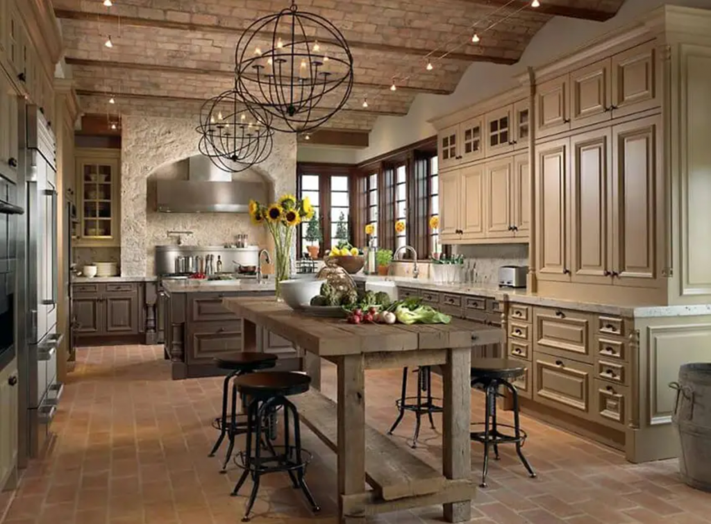 7 French Country Kitchen Ideas