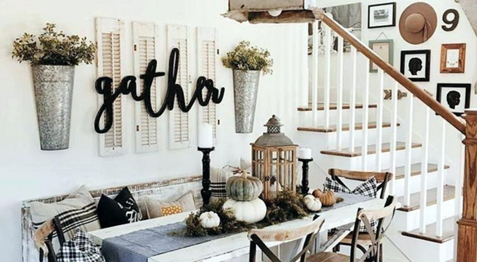 The Best Farmhouse Wall Decor Ideas Designs For Your Home