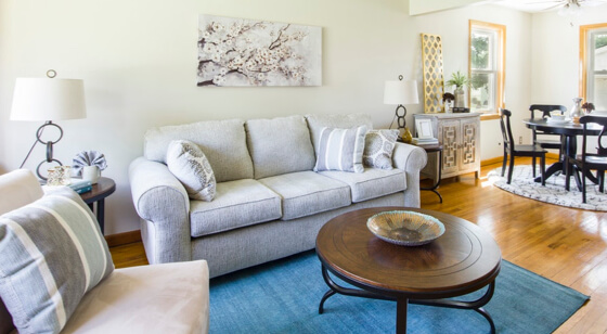 5 Furniture Arrangement Tips for When It's Time to Rearrange