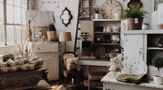 Hidden Treasures: The Expert Guide to Shopping For & Incorporating Antiques Into Your Home