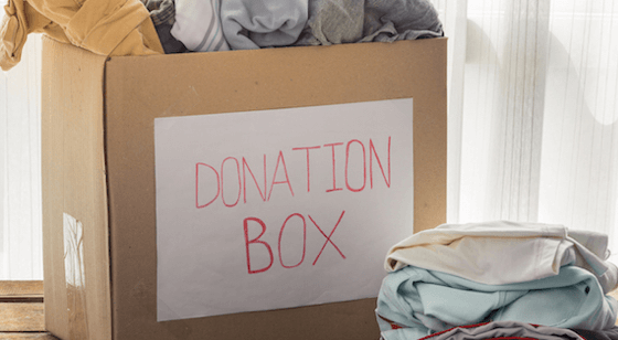 Ditch or Donate: Our Plan for Decluttering & Organizing your Home