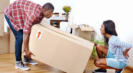 5 Tips for Staying Healthy, Safe, and Sane While Moving