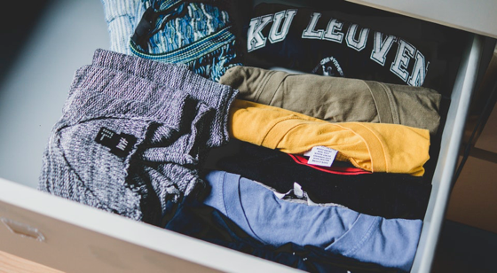 Get Organized for Fall: How to Swap Out Seasonal Clothes