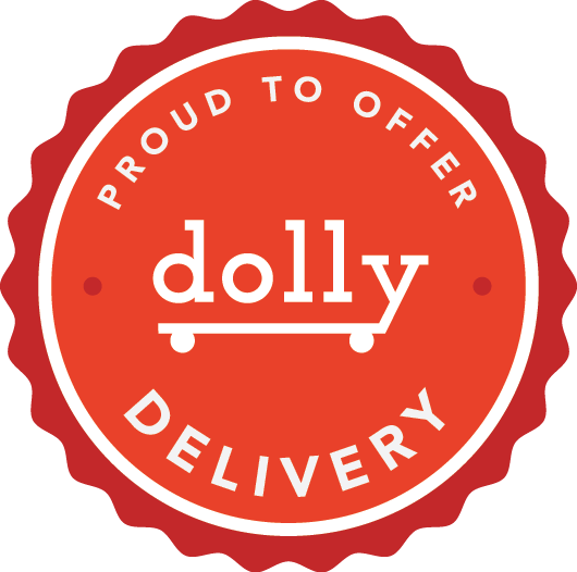 Dolly Delivery Badge