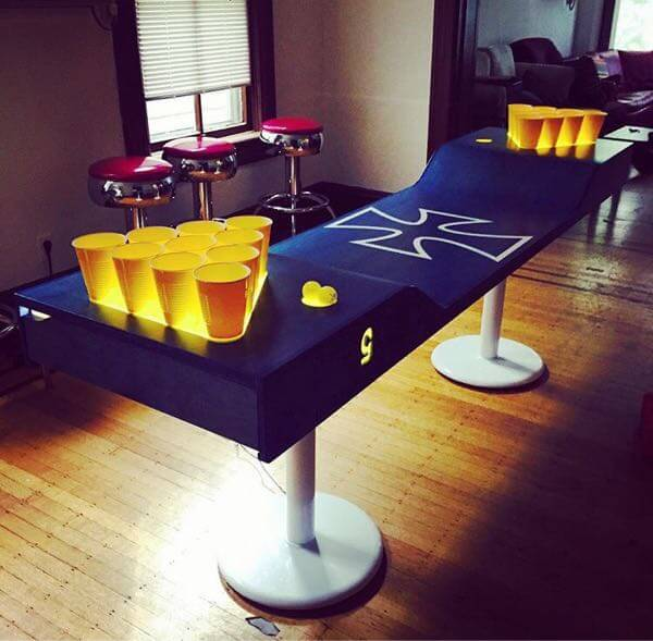Moved a beer pong table 1 mi  for  49. On Demand Moving Help   Furniture Delivery   Dolly